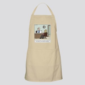 Competence Threat Apron