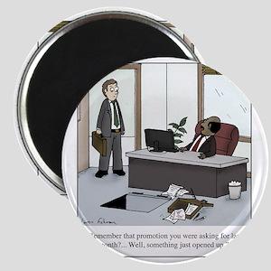 Job opening Magnet