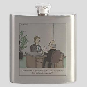 Resume Lie Flask