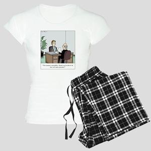 Resume Lie Women's Light Pajamas