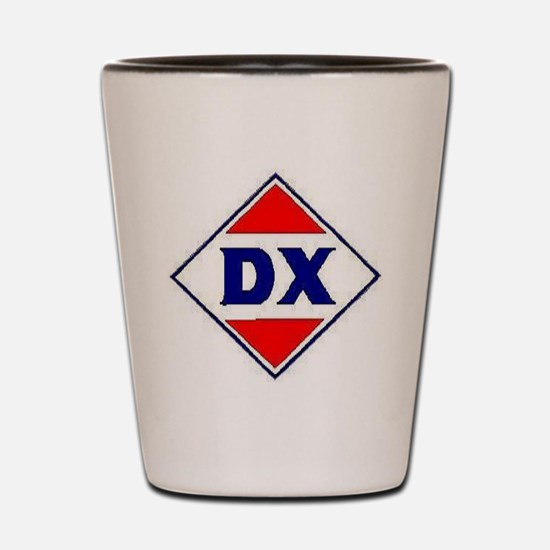 DX gasolined Shot Glass