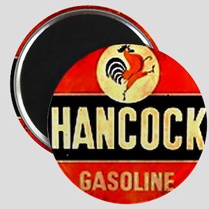 Hancock Gasoline Magnet