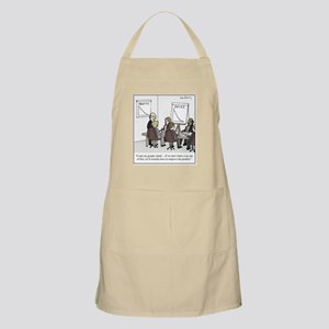 Improve the product Apron