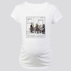 Improve the product Maternity T-Shirt