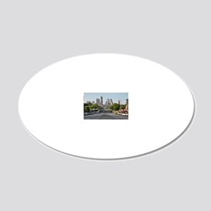 Austin_Rect_Color_DowntownWi 20x12 Oval Wall Decal