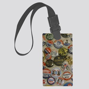 Vote 4 Me Large Luggage Tag