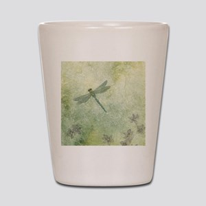 StephanieAM Dragonfly Shot Glass