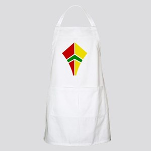 Helicopter RPM Logo Apron
