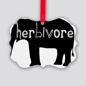Elephant - Herbivore Picture Ornament