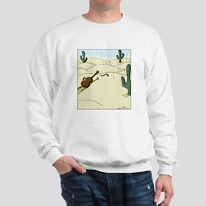 Dampit in the Desert Sweatshirt