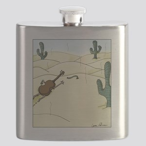 Dampit in the Desert Flask