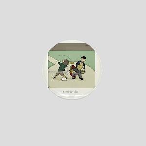 Beethovens Third Mini Button
