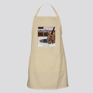 The Endpin Apron