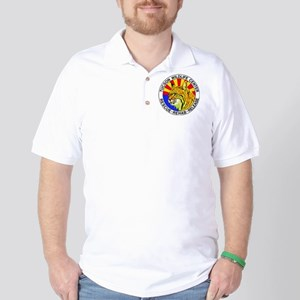 Tucson Wildlife Center New Logo Large Golf Shirt