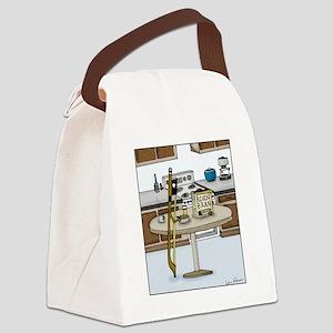 Rosin Bran Canvas Lunch Bag