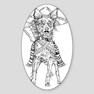 Gazpacho Sticker (Oval)