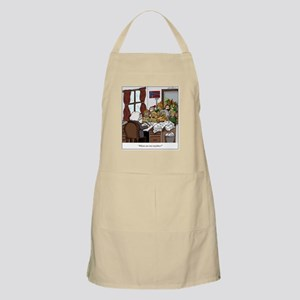 Grieg in Trouble Apron