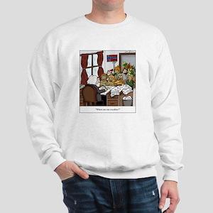 Grieg in Trouble Sweatshirt