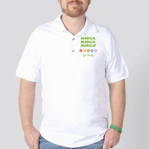 Marcia, Marcia, Marcia! Golf Shirt