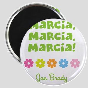 Marcia, Marcia, Marcia! Magnet