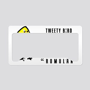 Tawt He Taw License Plate Holder