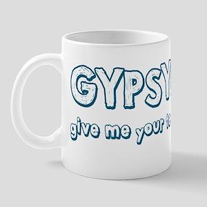 Gypsy Tears Mug
