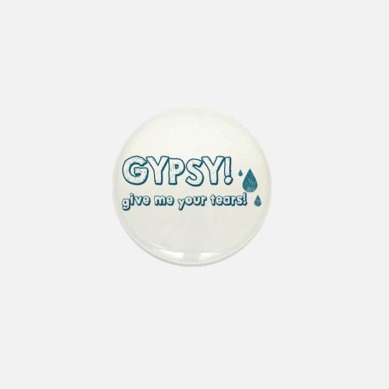Gypsy Tears Mini Button