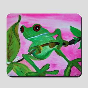 Sassy Frog Mousepad