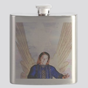Angel of the Presence Flask
