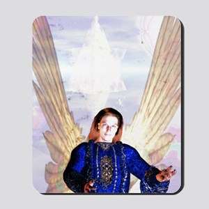 Angel of the Presence Mousepad