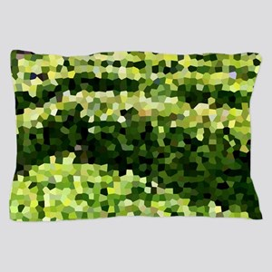 Mosaic Spring Cat Forsley Designs Pillow Case