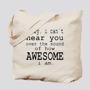 How Awesome Tote Bag