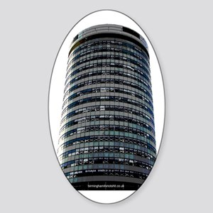 Rotunda Sticker (Oval)