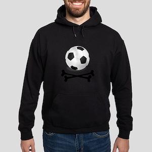 Pirate Soccer Hoodie (dark)
