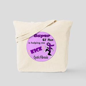 Super CF Man Tote Bag