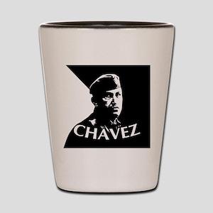 Chavez Shot Glass