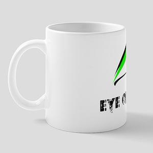 eye on the prize Mug