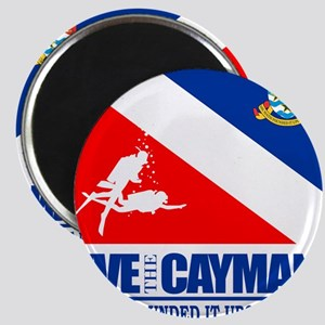 Dive The Caymans Magnet
