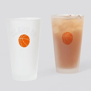 Class Of 2014 Basketball Drinking Glass