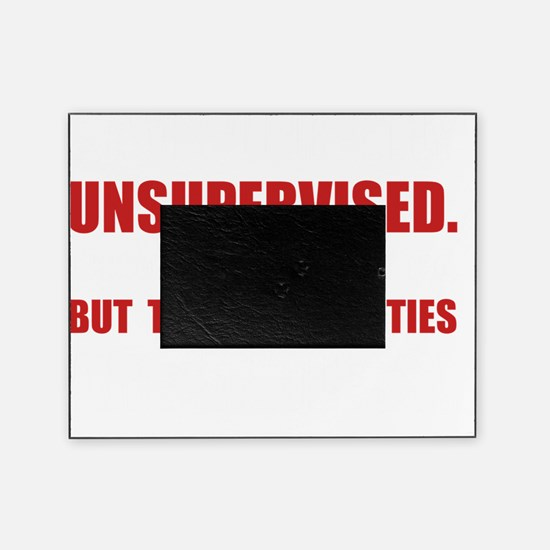 Unsupervised Picture Frame
