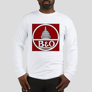 B and O Railroad Long Sleeve T-Shirt