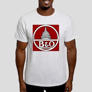 B and O Railroad Light T-Shirt