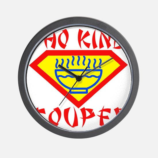 Pho King Souper Wall Clock