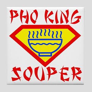 Pho King Souper Tile Coaster