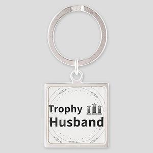Trophy Husband Keychains