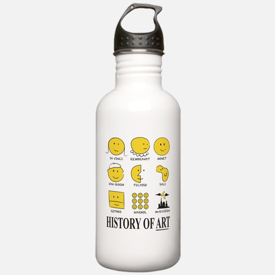 Smileys Water Bottle
