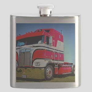1985 Kenworth Cabover K100 Flask