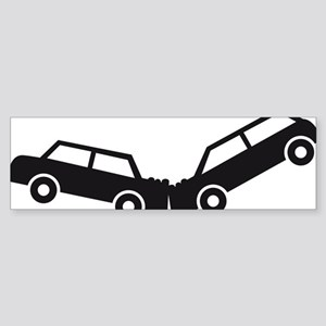 auto_crash Sticker (Bumper)