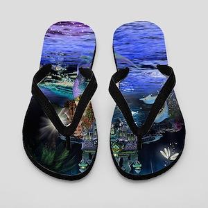 Best Seller Merrow Mermaid Flip Flops