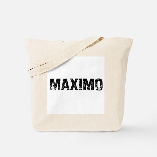 Maximo Tote Bag
